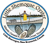 Little Shemogue Oyster [logo]